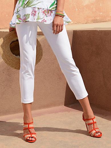 Riani - Le pantalon stretch 7/8, taille élastiquée
