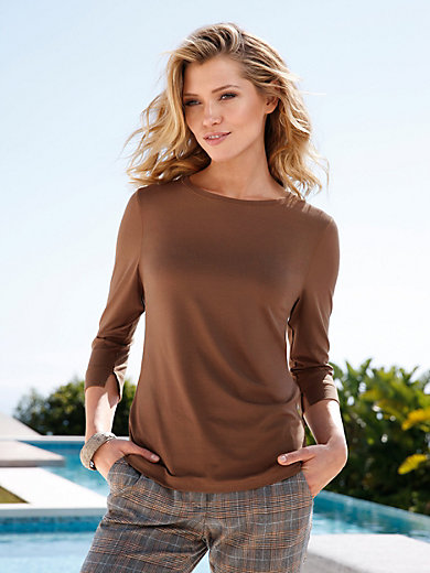 Riani - Rundhals-Shirt mit 3/4 Arm