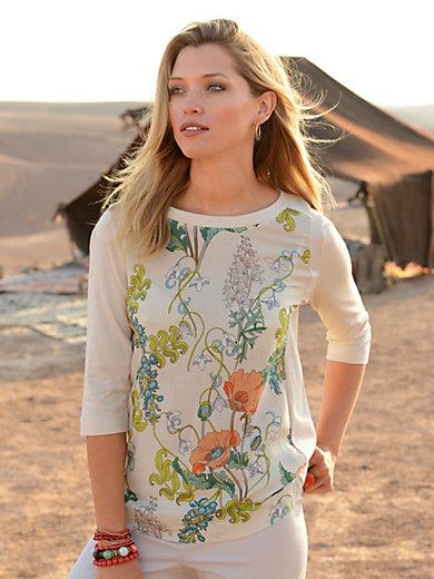 Riani - Rundhals-Shirt mit langem 1/2-Arm