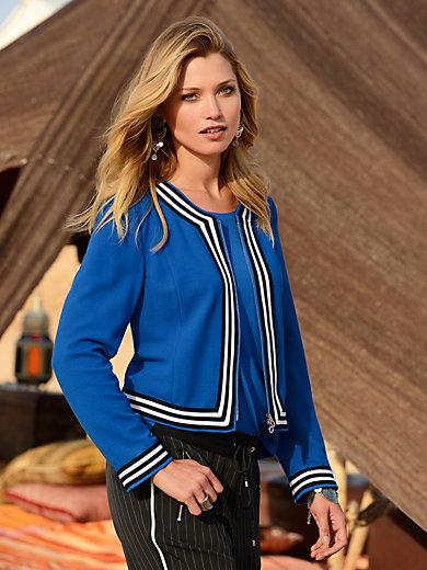 Riani - Straight jersey blouson jacket