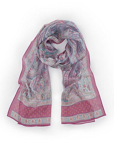 Scarf in 100% silk Roeckl multicoloured Roeckl xAnl0EySrV
