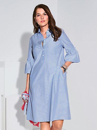 Samoon - Hemdblusen-Kleid mit 3/4-Arm