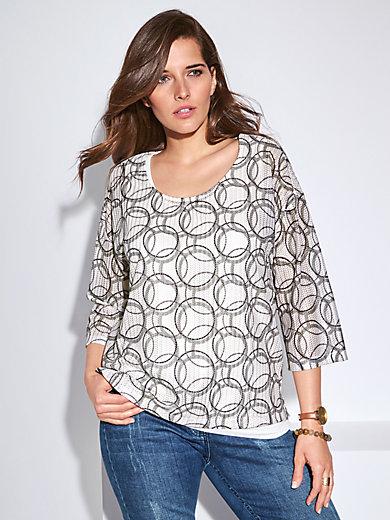 Samoon - Le T-shirt manches 3/4