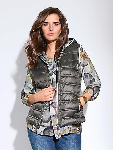 Samoon - Quilted waistcoat