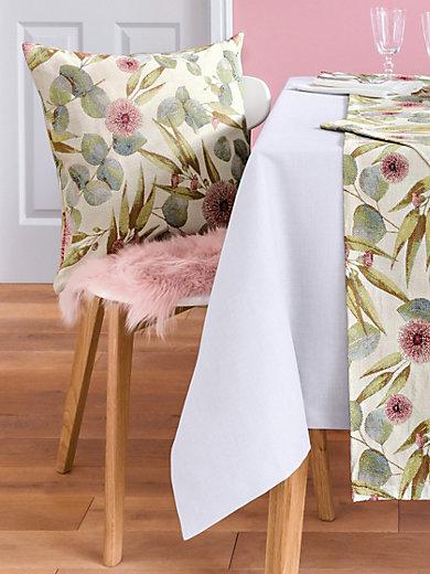 sander kissenbezug ca 50x50 cm hellbeige multicolor. Black Bedroom Furniture Sets. Home Design Ideas
