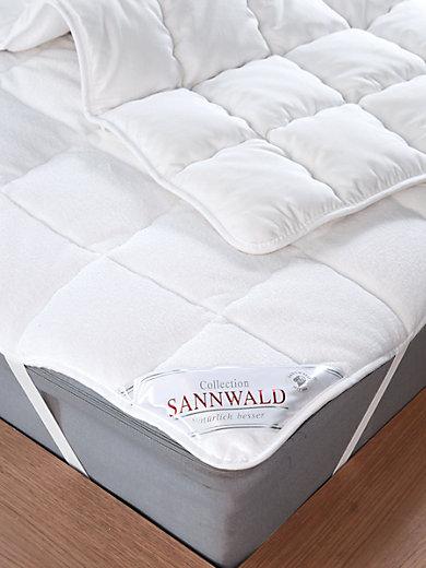 """Sannwald - Spannauflage """"Frottee"""", ca. 90x200cm"""