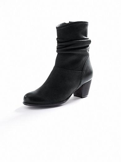 Scarpio - Les boots en cuir