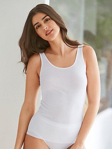 Schiesser - Trägerhemd mit Rundhals-Ausschnitt