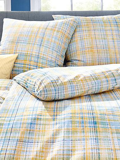 Schlafgut - Bettbezug ca. 135x200cm, Kissenbezug ca. 80x80cm