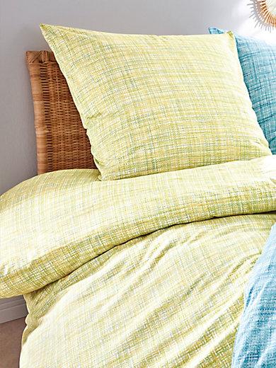 Schlafgut - Bettwäsche-Garnitur aus Jersey