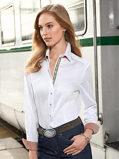 Schneiders Salzburg - Bluse mit Hemdkragen
