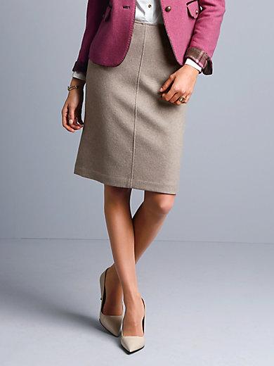 Schneiders Salzburg - La jupe en laine mélangée