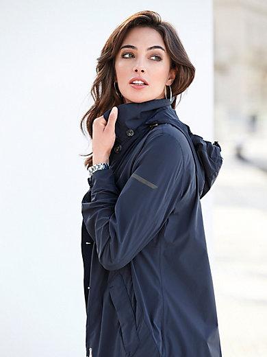 Schneiders Salzburg - La veste longue technique, capuche amovible