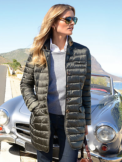 Schneiders Salzburg - Lang quiltet jakke