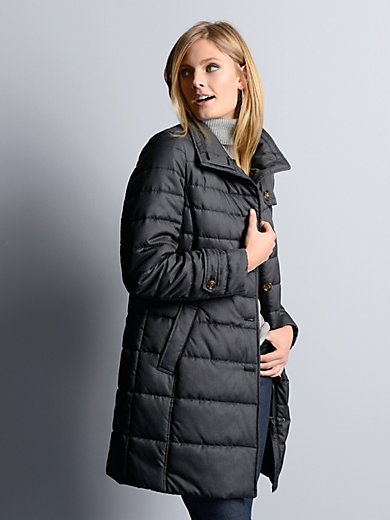 Schneiders Salzburg - Long quilted jacket