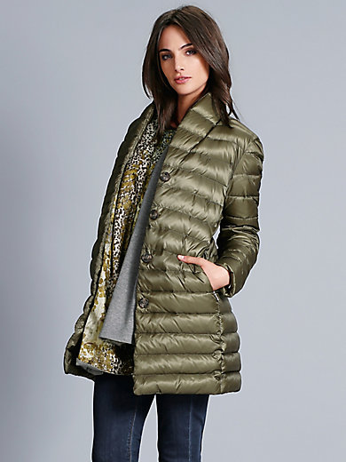 Schneiders Salzburg - Longer-length quilted jacket