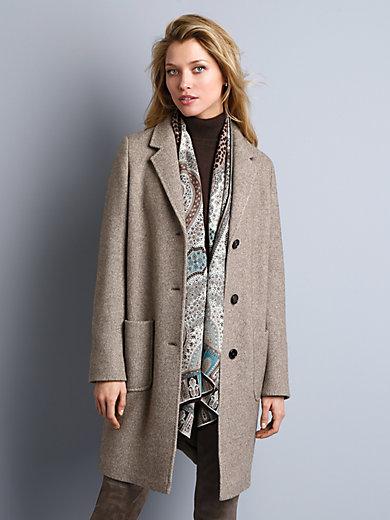 Schneiders Salzburg - Short coat in rare yak wool