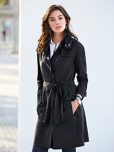 Schneiders Salzburg - Trench coat for modern city bikers
