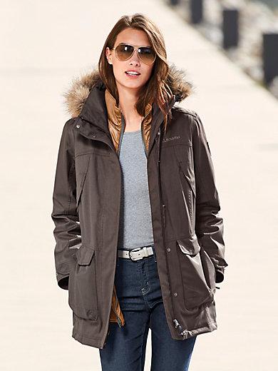 Schöffel - Dobbelt, lang jakke
