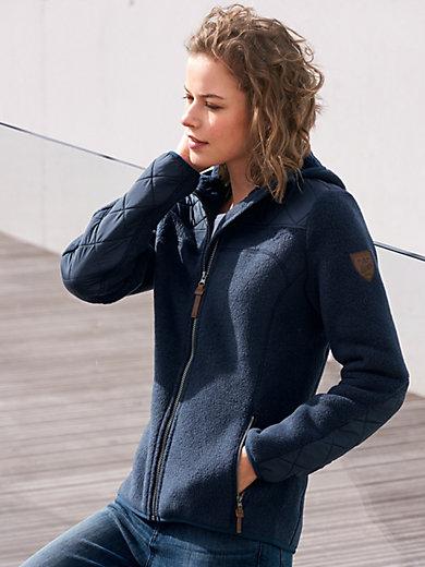 Schöffel - La veste en maille polaire modèle Sakai Plus