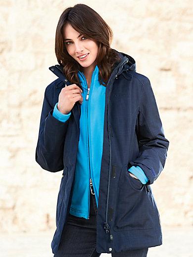 Schöffel - La veste longue imperméable, modèle Sedona