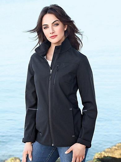 Schöffel - Softshell jacket. Design Ljubljana