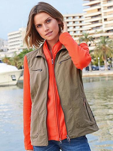 Schöffel - UV-suojattu liivi, Cannes-malli