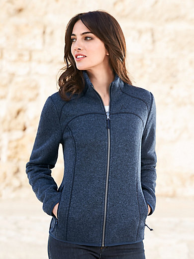Schöffel - Zip-in knitted fleece jacket - Design VALDEZ