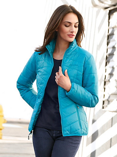 Schöffel - Zip-in reversible quilted jacket