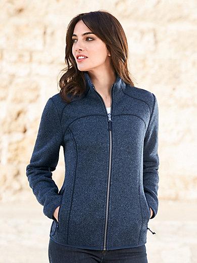 Schöffel - Zip-in-Strickfleece-Jacke Modell VALDEZ