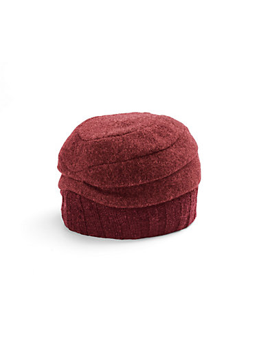 Seeberger - Le bonnet en laine vierge
