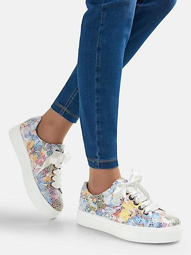 Semler - Ingrid platform sole sneakers