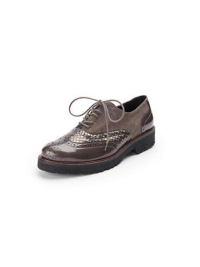Rosa sneakers in 100% leather Semler blue Semler CdaszozOsC