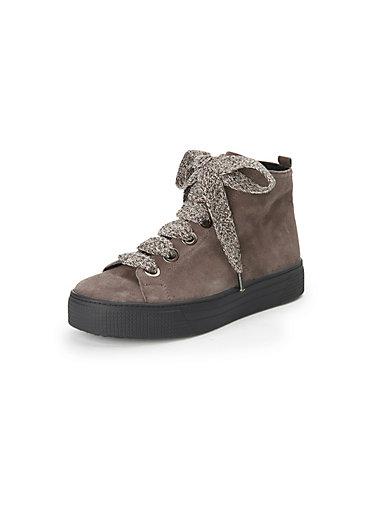 Semler - Les bottines en cuir