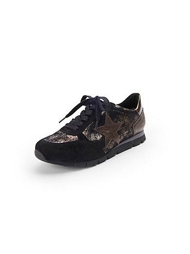 Semler - Sneaker Rosa aus 100% Leder