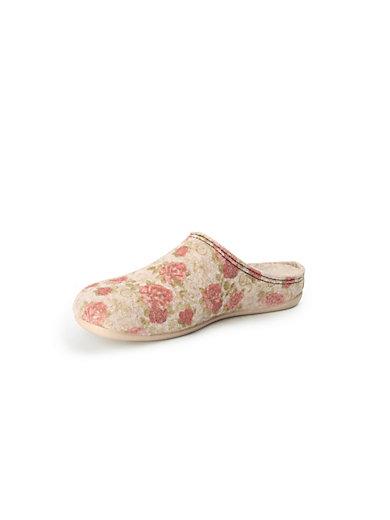 Shepherd - Pantolette mit hübschem Floral-Dessin