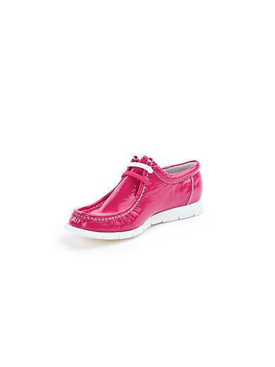 Chaussures En Dentelle Rose Sioux 6V0Q4