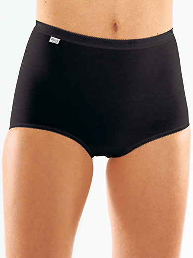 High waist briefs Sloggi black Triumph Sale 100% Guaranteed Pictures gIZMkiz74