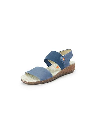 Softinos - Sandale aus 100% Leder
