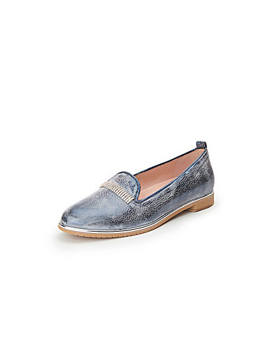 Loafers Bruna Softwaves blue Softwaves VJ53SE