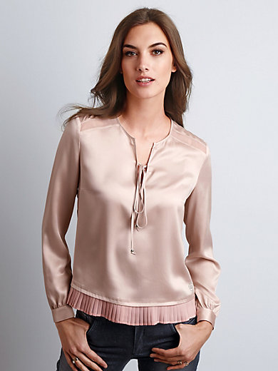 Sportalm Kitzbühel - Blouse in 100% silk