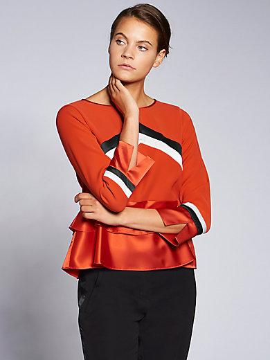 Sportalm Kitzbühel - La blouse encolure dégagée