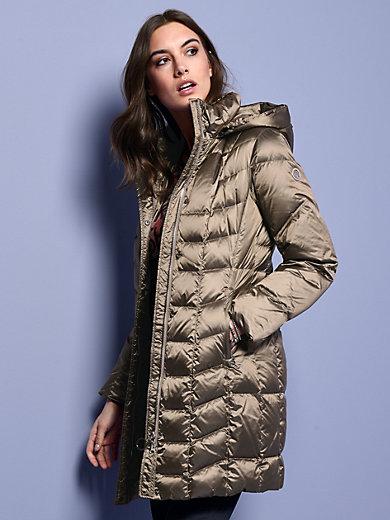Sportalm Kitzbühel - La veste doudoune à capuche