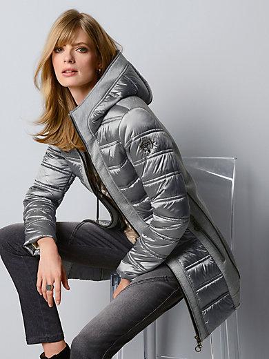Sportalm Kitzbühel - Le manteau matelassé à capuche