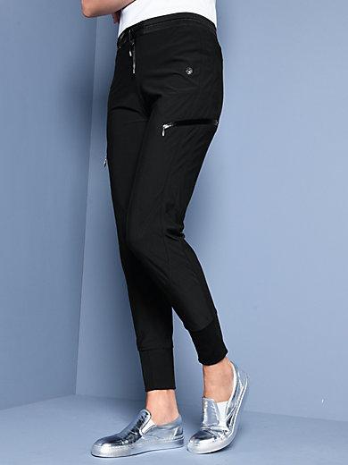 Sportalm Kitzbühel - Pull-on ankle-length trousers