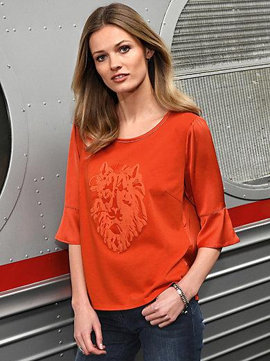 Sportalm Kitzbühel - Rundhals-Shirt mit 3/4-Arm