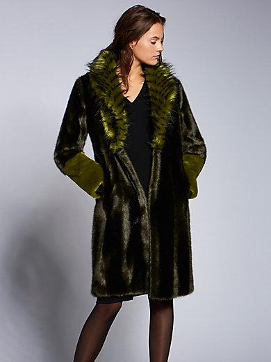Sportalm Kitzbühel - Short faux fur coat