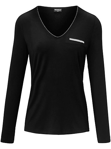 Sportalm Kitzbühel - V-Shirt mit 1/1 Arm