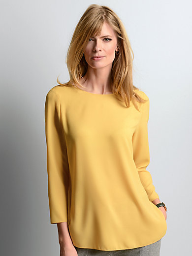 St. Emile - Blouse with 3/4-length sleeves
