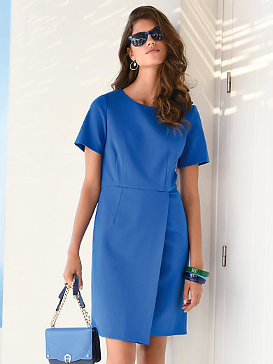 St. Emile - Jersey dress with short sleeves